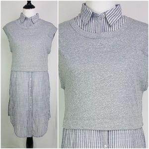 Postmark Vest Tunic Dress